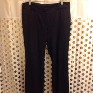 Ann Taylor loft petite Dress Pants Trousers 10P